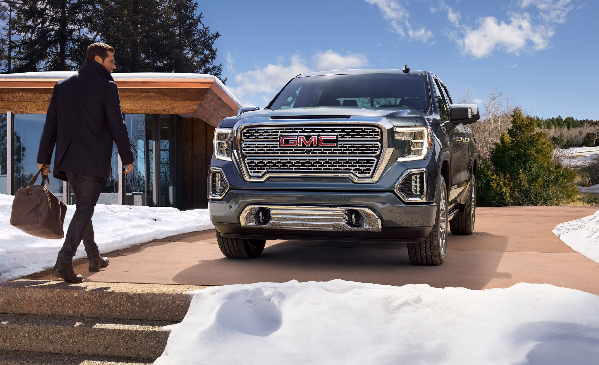 GMC multipro tailgate
