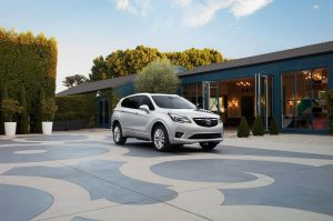 Wilson GM New Location - 2019 Buick Envision