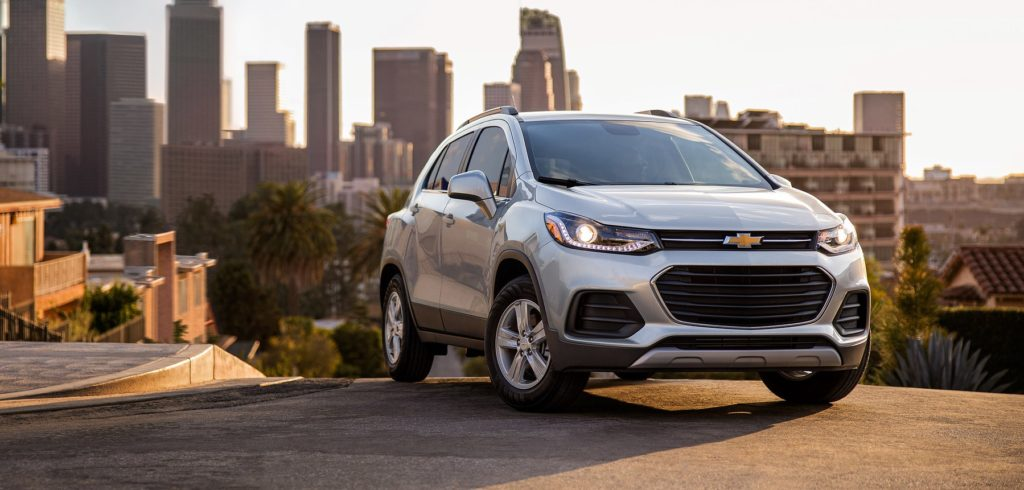 New Chevy Trax | Stillwater, OK